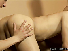 3 some session with three excellent twinks