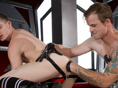 Bruce Bang and Axel Abysse need hard fuck