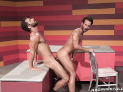 Adam Ramzi and Mark Sanz hot and tender session